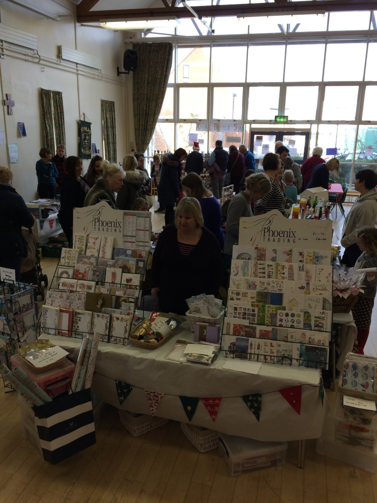 Craft Fair At St Christopher S